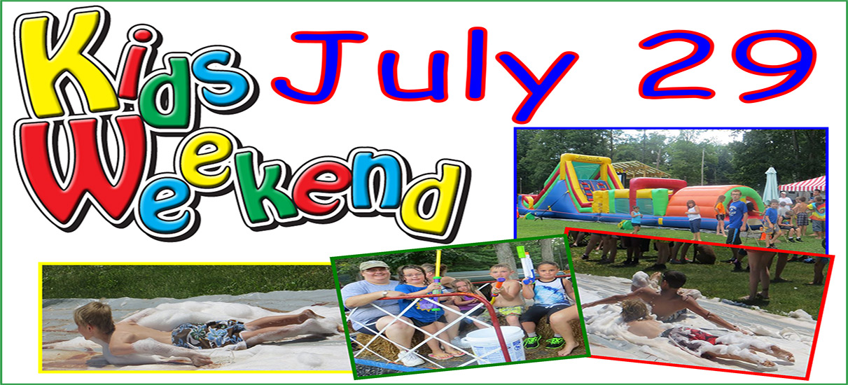 Kids Weekend 2016 July 30