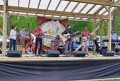 Rocky Knob Music Festival at Deer Run Camping Resort