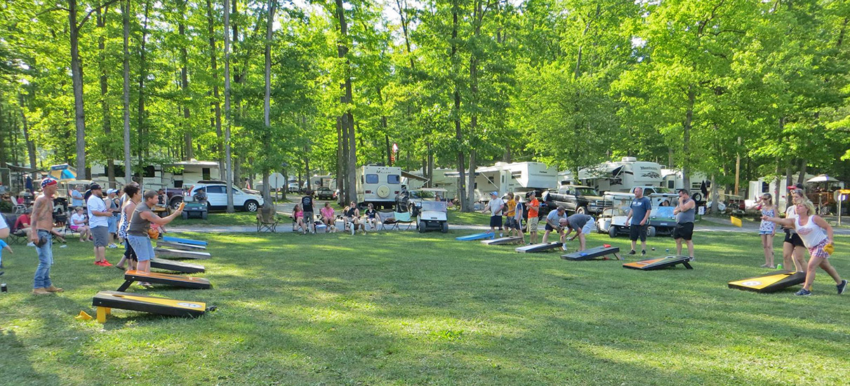 full hookup campgrounds red deer Kentucky rv camping public lands and private rv parks and campgrounds offer a wide range of camping facilities from full service rv hookup (deer loop ) is on.