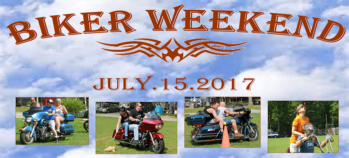 Biker Weekend 2016 July 16