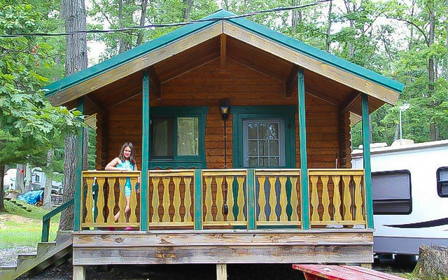 Deer Run Campground Cabin